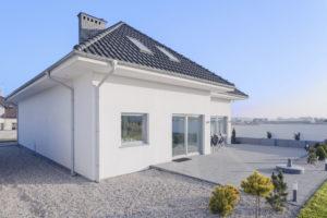 Une habitation moderne en 2020
