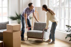 Les mobiliers incontournables pour votre premier déménagement